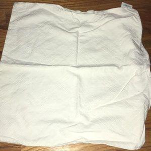 Calvin Klein 18x18 pillow case